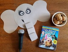 Applause-worthy Ideas for SING Family Movie Night Fun