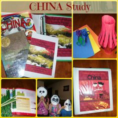Our Homeschool Studio: Learning about China with Children Around the World