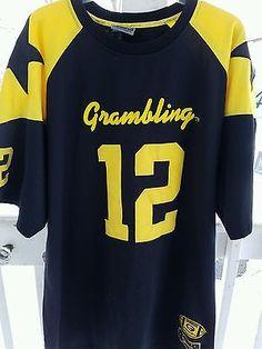01c2e1f9a Grambling-Tigers-Jersey-Shirt-12-2Xl-Colosseum-Black-