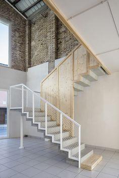 Gon-Gar工厂,西班牙 / NUA Arquitectures - 谷德设计网