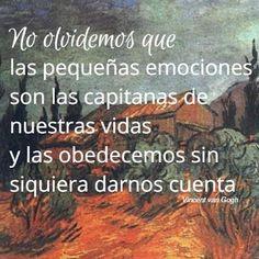Frases de Van Gogh #Arte #Pintura #Inspiración