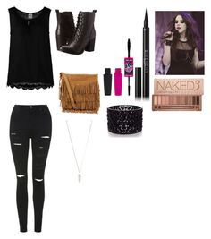 """""""Jade west (Liz gillies) victorious inspired outfit"""" by makaylaawesome ❤ liked on Polyvore featuring Topshop, Steve Madden, Polo Ralph Lauren, Vero Moda, Givenchy, Urban Decay, Maybelline, Oasis and Amber Sceats"""