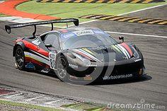 Villorba Corse Ferrari 458 italia GT3 Italian GT 2015 at Monza