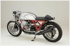 Moto Guzzi Le Mans 3 -Kaffeemaschine - Pipeburn - Purveyors of Classic Motorcycles, Cafe Racers & Custom motorbikes
