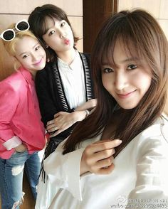 Hyoyeon, Soo Young & Yuri should form a sub unit - SHY