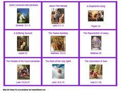 Free Printable Bible Memory Cards - Heart of Wisdom : Heart of Wisdom