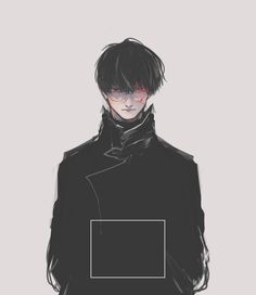 (notitle),Boys Love - My Manga Relife Anime, Ken Anime, Anime Guys, Anime Art, Estilo Punk Rock, Character Art, Character Design, Ken Kaneki Tokyo Ghoul, Deadman Wonderland