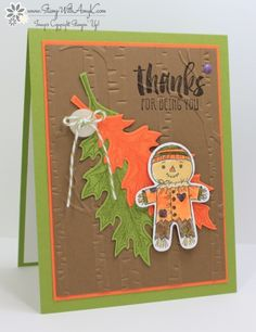 """Welcome to the August Control Freak Stampers Blog Tour! You may have arrived from Debbie Henderson's blog. Aren't her projects awesome?? This month the theme is """"Hello Fall, Y'all"""" so we'r…"""