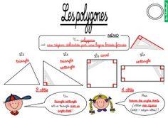 Les leçons de géométrie (CE2)