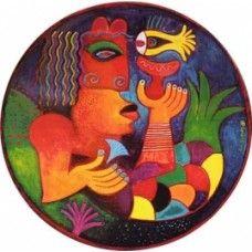 "Clemens Briels - Kunstbord ""The Little Mermaid"""