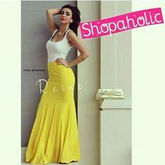 On Sale  60%  +962 798 070 931 +962 6 585 6272  #FallFashion #ReineWorld #BeReine #Reine #LoveReine #InstaReine #InstaFashion #Fashion #Fashionista #FashionForAll #LoveFashion #FashionSymphony #Amman #BeAmman #Jordan #LoveJordan #GoLocalJO #MyReine #ReineIt #AutumnFashion #Autumn #Skirt #YellowSkirt #Mermaid #EveningSkirt #Yellow