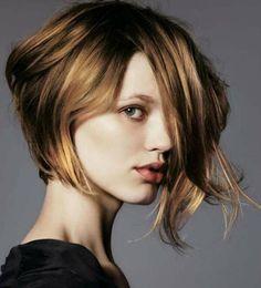 Versatile Asymmetrical Hairs 2013 for Women | World's Best Hairstyles