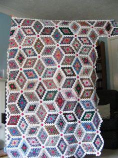 Amazing Liberty Hexagons