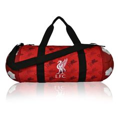 Liverpool Soccer Duffle Bag - $30.99