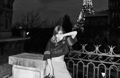 Girls' Generation's Tiffany is glamorous in Paris for 'InStyle'   allkpop.com
