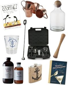 Gifts to Buy: For the Home Bartender
