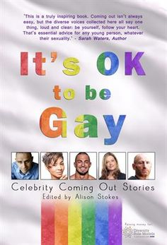 It's OK to be Gay / Alison Stokes