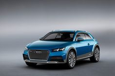 Audi's Compact Crossover Concept