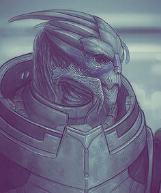 Warm Up 03 by velocitti on DeviantArt Mass Effect Garrus, Mass Effect 1, Mass Effect Universe, Commander Shepard, Dragon Age, World Of Warcraft, Game Art, Concept Art, Sci Fi