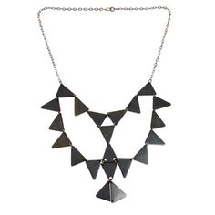 El Condor Necklace Oxidized, $75, now featured on Fab.