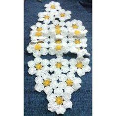 Vintage-Collage Flor Dot-arpillera-deshilachados borde por cable borde De Tela Cintas