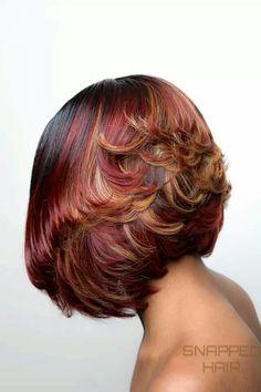 Those colors!!!!