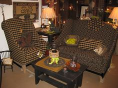 Johnston Benchworks Furniture in our shop The Red Brick Cottage...Radcliff,KY. www.theredbrickcottage.com