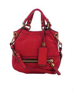 Oryany Crossbody, Oryany handbags. Not usually a fan of red...but dannnng