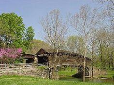 Va covered bridges