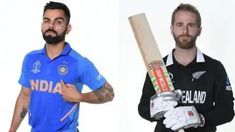 India and New Zealand face off in the first semi-final of the ICC Men's Cricket World Cup 2019 – and it is a mouth-watering match-up long in the making.The two sides' group stage clash . First World Cup, World Cup Final, Warm Up Games, Kane Williamson, India Win, Icc Cricket, Latest Cricket News, Cricket World Cup, Semi Final