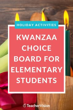 This Kwanzaa-themed and blues-buster holdiay choice board features 6 fun, skill-building activities to help students learn about and celebrate the holiday either in class during live learning or at home during remote learning! You can decide how much of the board they need to fill, and even use this as a fun holiday homework assignment while keeping their brains sharp over break and into the new year! This choice board is perfect for grades 1-3. #kwanzaa #choiceboard #activities Holiday Homework, Choice Boards, December Holidays, Kwanzaa, Math Skills, Holiday Activities, Student Learning, Holiday Fun, Remote