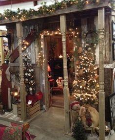 Prim Christmas Welcome...