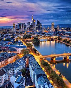 Frankfurt – one of Germany's most expensive cities – attracts people from all around the world. And that's not only because of its high living standard, but also due to the many art events that regularly take place in the city. Here's a list of the most interesting facts about one of the wealthiest cities in Europe. * Frankfurt is the largest city of Hesse – one of the federal states in Germany. It is not, however, its capital. * The famous writer, humanist and scientist Johann Wolfgang von…