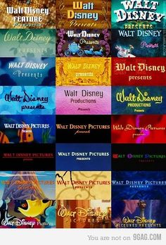 rather sad that they took Walt out of Walt Disney