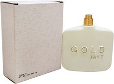 Jay Z - Gold Jay Z EDT Spray (Tester) 3 oz.