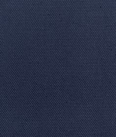 9.3 Oz Navy Blue Cotton Canvas- Sunbrella for the sunroom chairs.