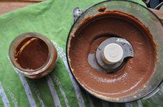 Chocolate-coconut peanut butter! Yum!