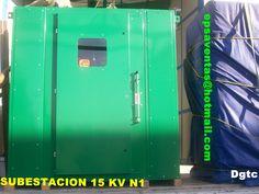 SUBESTACION ESPECIAL 15 KV NEMA 1