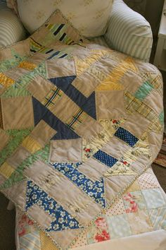Sewn With Grace - Seaside Quilt