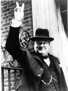 One of the Greatest political figure, prolific writer Winston Churchill