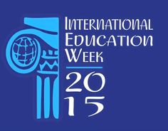 "Happy #InternationalEducationWeek!  "" #Education is the most powerful weapon which can use to change the world""- Nelson Mandela. The more #students who pursue International Education the more the discoveries are made, the more global challenges are tackled and the more we will understand each other. http://bit.ly/1VZcggk"