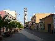 Santa Cruz de Tenerife, casco antiguo.