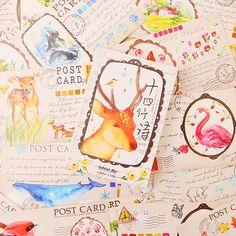 28 шт./компл. Infeel мини Любовное Стихотворение открытки ломо памятки карты дети подарок открытку kawaii канцелярскиекупить в магазине Lifestyle Go StoreнаAliExpress