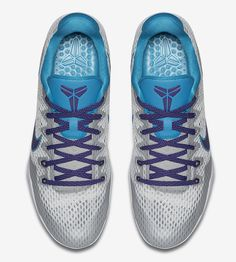 "Nike Kobe XI ""Draft Day"" (Blue Lagoon/Court Purple) - EU Kicks: Sneaker Magazine"
