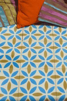 Yes - Mediterranean Floor Tiles - Designed by Maria Starling