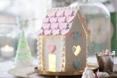 Kodin Kuvalehti – Blogit | Ruususuu ja Huvikumpu – Tee itse pitsinen piparitalo, joka säilyy vuodesta toiseen ja toimii myös valona