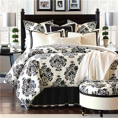 Think hubby would kill me if I spent $1200 on new bed linens but love it!