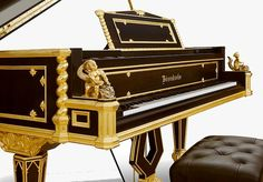 Amazing one of a kind Bosendorfer grand concert piano.