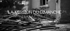 LA MISSION DU DIMANCHE ● STENOP.ES ● by Romain Alary. CAMERA OBSCURA PROJECT - FILM MADE WITHOUT PROJECTOR