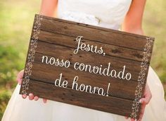 Plaquinha for wedding in PVC, size wood effect background. He … - Everything About WEDDiNG Wedding Bride, Rustic Wedding, Our Wedding, Dream Wedding, Wedding Events, Wedding Rings, Marry You, Just Married, Wedding Planning